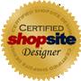 ShopSite certified designer